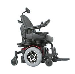 Powered Wheelchair Basic Function