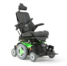 Powered Wheelchair Advanced Functions